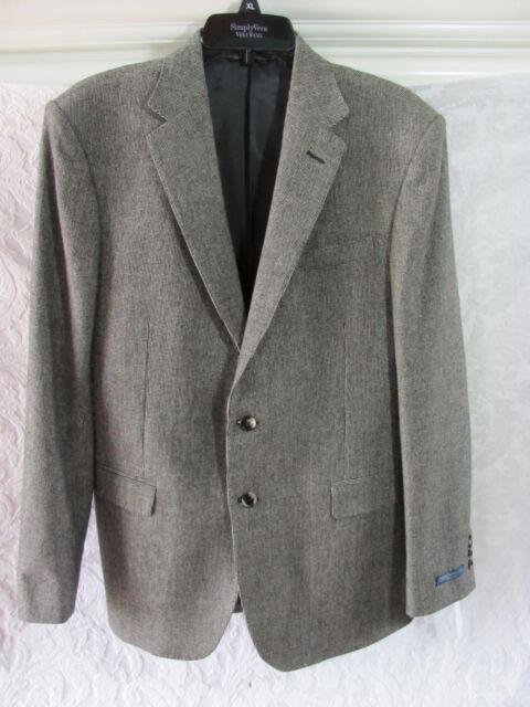 af97cfe42 Polo by Ralph Lauren Bradford Sportcoat Blazer Jacket- Italy -Size 38R NWT   1695