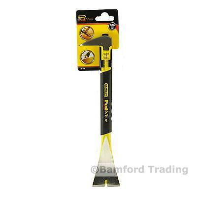 New Stanley Fatmax Pry Bar Skirting Remover Removal Tool Spring Steel Moulding
