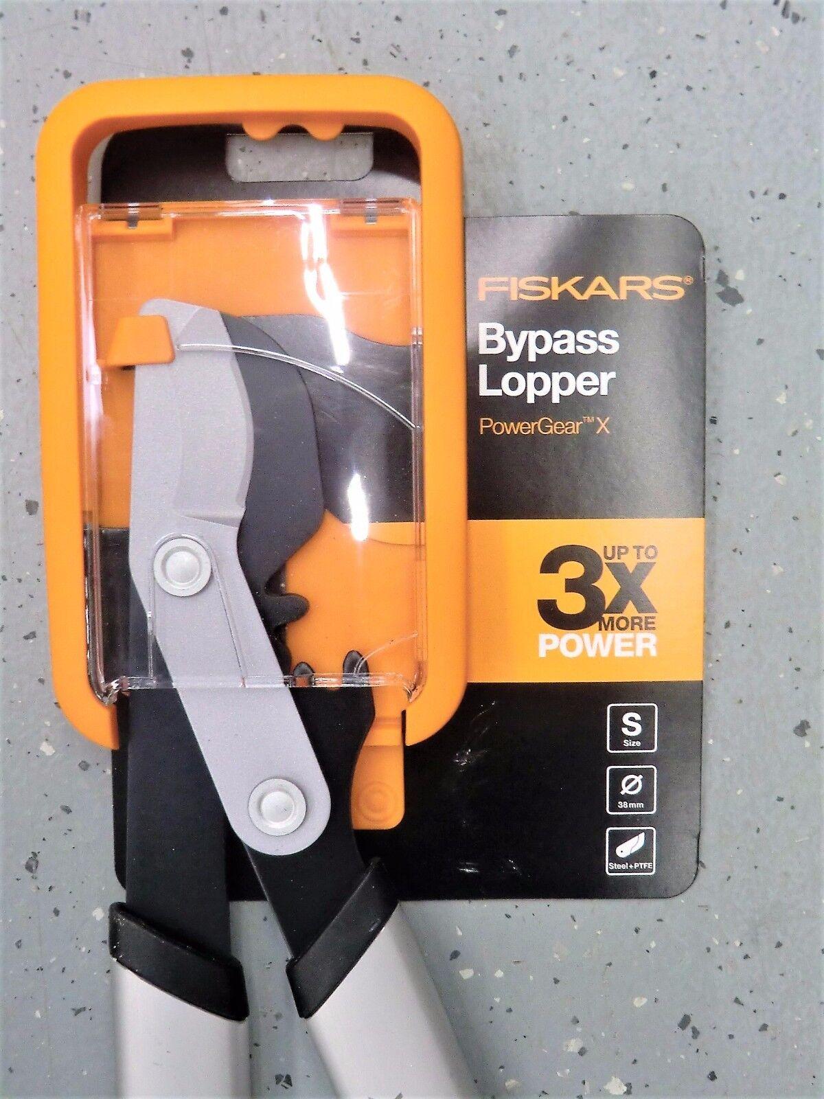Fiskars PowerGear™ X Bypass-Getriebeastschere LX92-S für frisches Holz, NEUOVP | | | Preisreduktion  | Neues Design  6b11c0