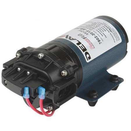 Polypropylene DELAVAN AG PUMPS 7812-201-SB-HS-24 Diaphragm Pump Santoprene,