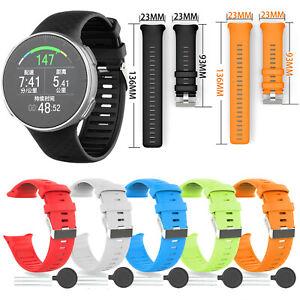 Fuer-Polar-Vantage-V-Smartwatch-Silikon-Uhrenarmband-Uhrband-Uhrenband-Armband