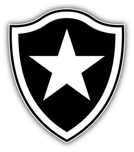 Botafogo FC Brazil Soccer Football Car Bumper Sticker Decal 4/'/' x 5/'/'