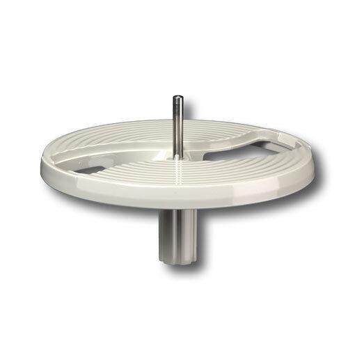 K650 # 67041145 K750 K600 Braun Scheibenträger zu Braun Küchenmaschine K700