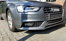 2013+ AUDI A4 B8 RS4 STYLE HONEYCOMB HEX MESH FOG LIGHT OPEN VENT GRILL INTAKE