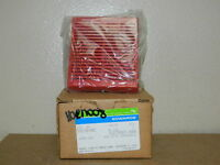Edwards 882-2b-002 Electronic Horn 24vdc Red With Terminals Fire Alarm