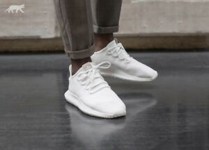 size 40 c92db 62aae NEW IN BOX! MENS ADIDAS ORIGINALS TUBULAR SHADOW CK WHITE ...