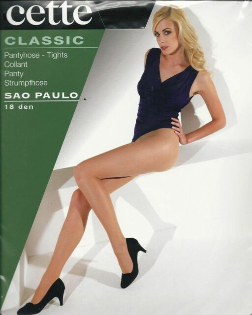 Various Sizes /& Colours CETTE Classic Acapulco 16 Denier Sheer Tights