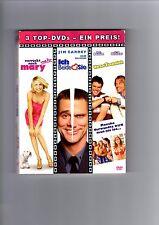 Komödien-Box: Verrückt nach Mary/Ich, Beide & Sie/Unzertrennlich / DVD #12360