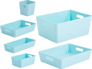 Wham-Studio-Baskets-Plastic-Home-Office-Kitchen-Bathroom-Mrs-Hinch-Organisers