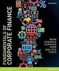 Fundamentals of Corporate Finance by Guy Ford, Nigel Finch, Vito Mollica, Jonathan Berk, Jarrad Harford, Peter DeMarzo (Paperback, 2013)