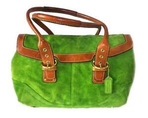 Coach Purse Vintage Bags Handbags  Cases For Sale Ebay