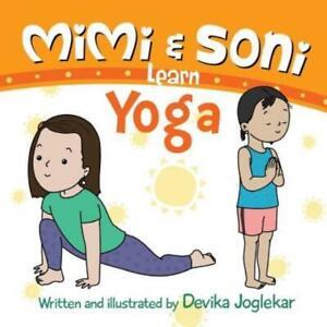 mimi and soni learn yoga surya namaskar or sun salutation