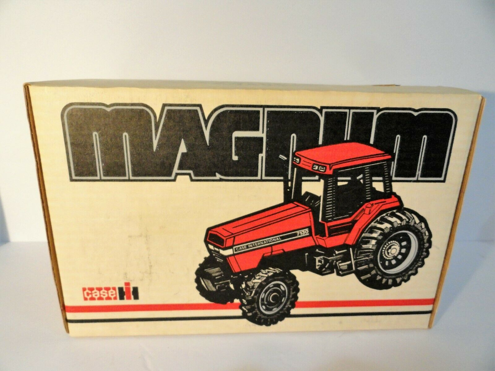 contador genuino Ertl Case Ih 7130 7130 7130 Magnum Tractor Escala 1 16 feria comercial de Estrasburgo 1990 En Caja  hasta 60% de descuento