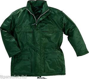 Delta Plus Panoply Darwin II Dark Green Waterproof Mens Rain Coat ...