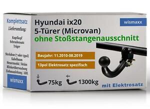spezifisch NEU inkl EBA Für Hyundai iX20 Elektrosatz 13-po