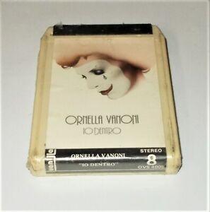 Mc-Stereo-8-ORNELLA-VANONI-Io-dentro-NUOVO-1977-Musicassetta-New-Trolls