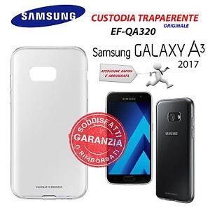 CLEAR-COVER-ORIGINALE-SAMSUNG-EF-QA320-CUSTODIA-TRASPARENTE-PER-GALAXY-A3-2017