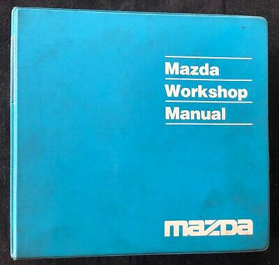 1997 Mazda MX-5 Miata Workshop Manual with Wiring Design ...