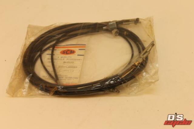 BRAND NEW SUZUKI GT380 GT 380 CLUTCH CABLE ALL YEARS