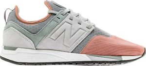 3c14e9c84a9 Details about New Balance Men's 247 NEW AUTHENTIC Wolf Grey/Pink MRL247PK