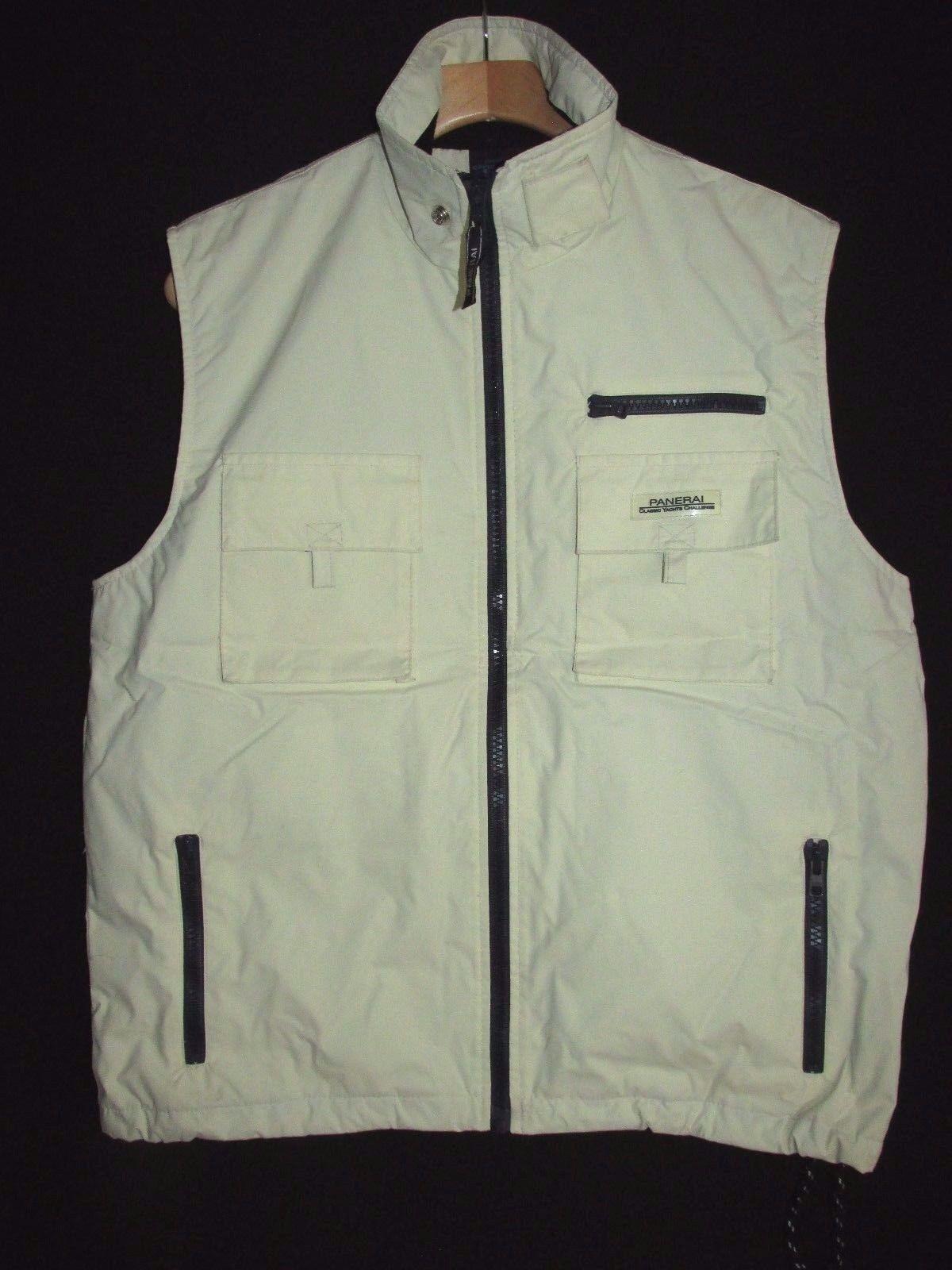 Panerai Authentic Waterproof Water Sport Vest, Women's Large Authentic  M1A