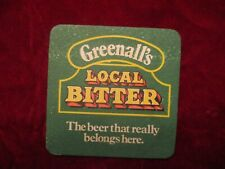 1 only VICTORIA BITTER Laundy Hotel VB Series Cricket Beer COASTER