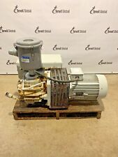 Leybold Sv200 95027 Rotary Vane Vacuum Pump Q 37