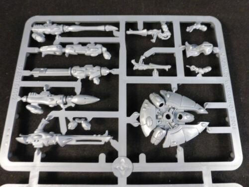 40K ELDAR craftworlds Gardiens armes Plateforme équipage sur cadre en plastique