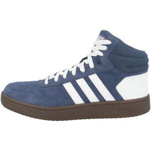 Details zu Adidas Hoops 2.0 Mid Cut Schuhe Men Herren Freizeit Sneaker Turnschuhe EE7368