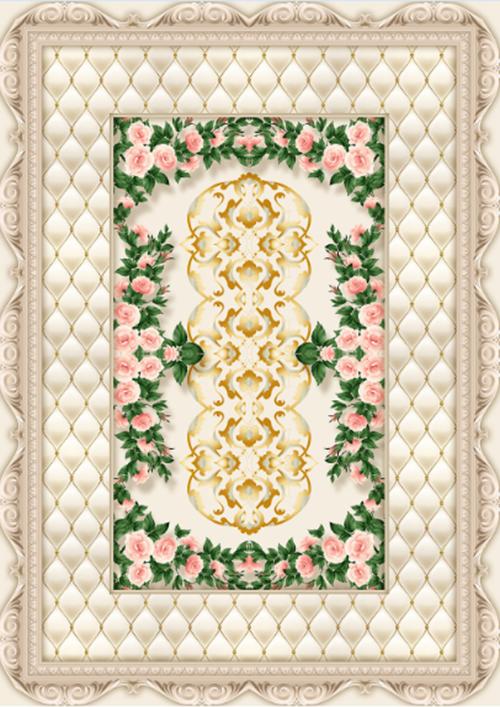 3D Flower Rosa leaf 3525 3525 3525 Floor WallPaper Murals Wall Print Decal 5D AJ WALLPAPER 59c1c7