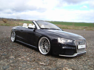 1 18 audi rs5 cabrio tiefer tuning mit 21 zoll audi rs4. Black Bedroom Furniture Sets. Home Design Ideas