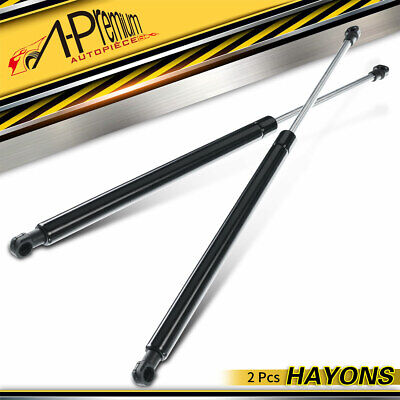2x gaz pour hayon coffre pour Audi a3 sporback 8 pa
