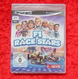 F1 Race Stars, PS3, PlayStation 3 Spiel, Neu deutsche Version - Bayern, Deutschland - F1 Race Stars, PS3, PlayStation 3 Spiel, Neu deutsche Version - Bayern, Deutschland