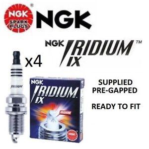 HONDA PRELUDE S 2.2 SPARK WIRES NGK IRIDIUM PLUGS BLACK