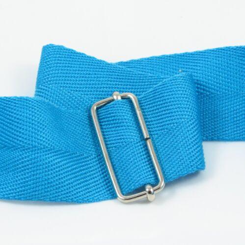Acrylic webbing tape 25mm 38mm lightweight tape for straps belting bag making