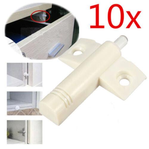 10X Porte armoires de cuisine placard amortisseur tampon doux coussin rappro Jx