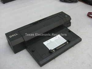 Details about Dell 035rxk E-Port Plus II Replicating Docking Station Pro 2x  No AC Adapter