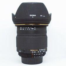 *MINT*Sigma AF 24-60mm f/2.8  DG EX Lens For Nikon+UV FILTER