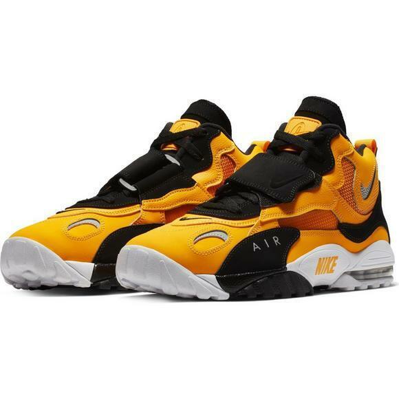Nike Air Max Speed Turf Yellow gold White Black BV1165-700 Men's shoes Size 8-13