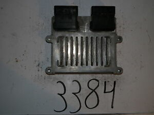 07-ENTOURAGE-06-07-08-09-SEDONA-COMPUTER-BRAIN-ENGINE-CONTROL-ECU-ECM-MODULE