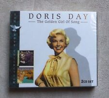 """CD AUDIO MUSIQUE / DORIS DAY """"THE GOLDEN GIRL OF SONG"""" 2XCD ALBUM 2005"""