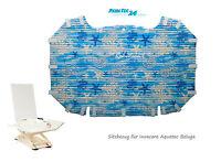 Sitzpolster Bezug Badewannenlifter Aquatec Sitzfläche Für Beluga Invacare Lifter