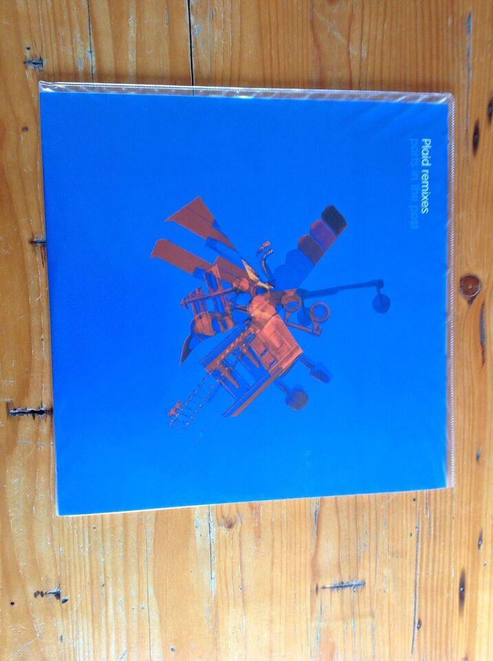 LP, Plaid , Remixes