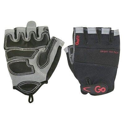 GoFit Men's Pro Sport-Tac Glove - Black/Grey