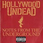 Notes From the Underground [PA] by Hollywood Undead (CD, Jan-2013, Octone Records)