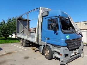 Details about Mercedes-Benz Actros MP2, MP3 for BREAKING !! listing for  steering wheel
