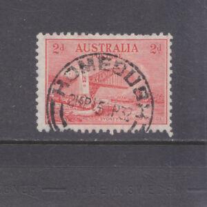 AUSTRALIA-1932-2d-SYDNEY-HARBOUR-BRIDGE-SG-144-HOMEBUSH-CDS-F-U-8-freepost