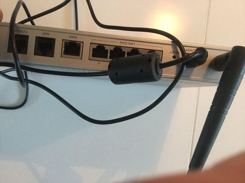 Router, wireless, Zyxel