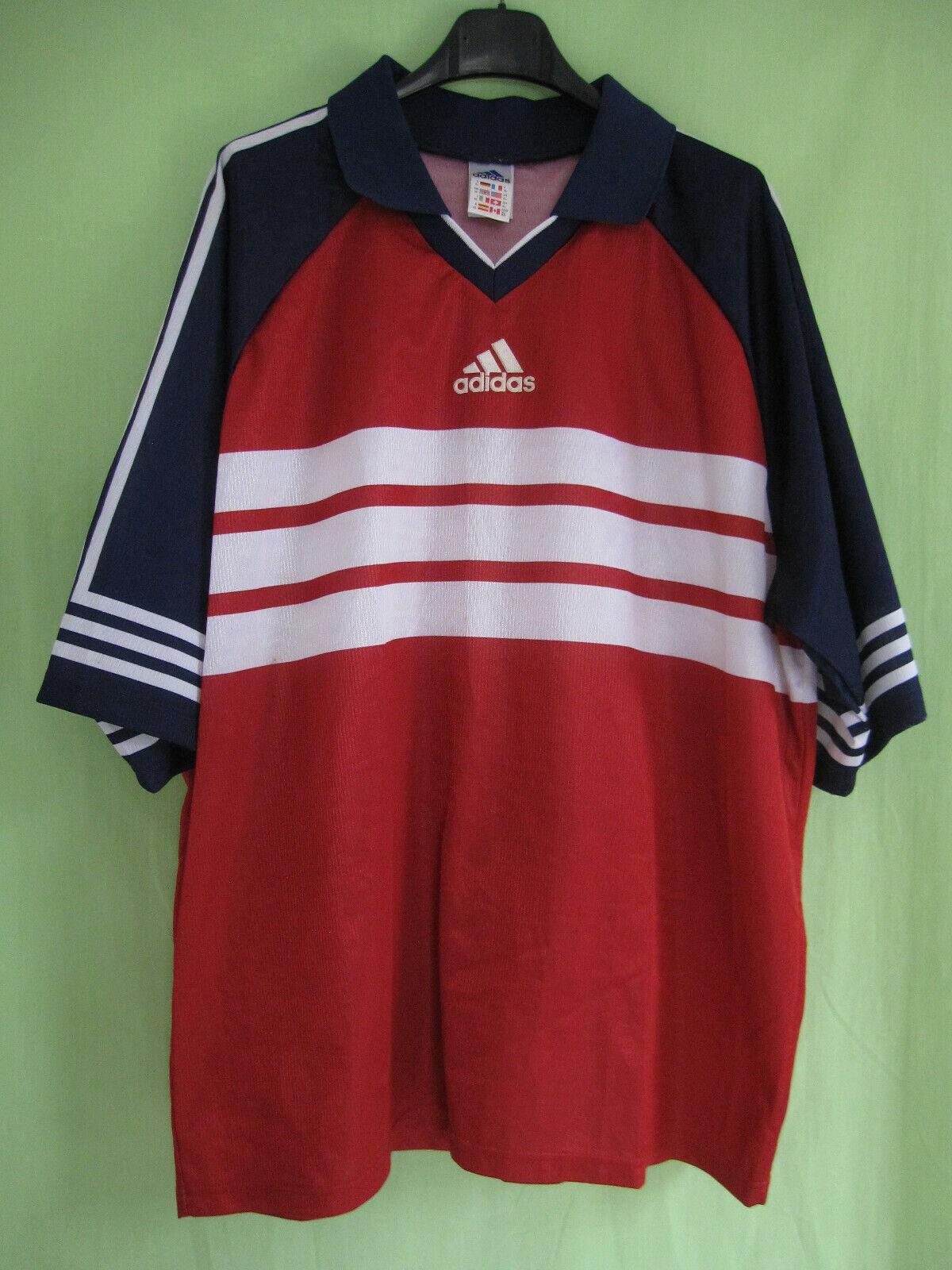 Maillot Adidas vintage Jersey Football color Bayern Munich Jersey - XL