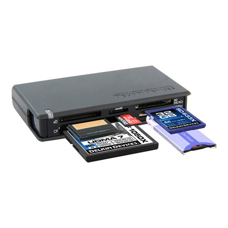 Delkin USB 3.0 Universal Memory Card Reader